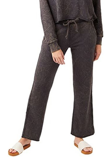 Alternative Apparel Loopside French Terry Open Bottom Pants