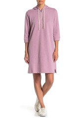 Alternative Apparel Quarter Zip Hoodie Dress