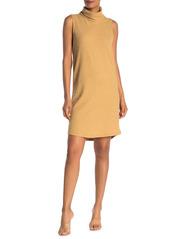 Alternative Apparel Thermal Turtleneck Tank Dress