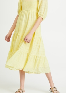 Amanda Uprichard Maisie Midi Dress