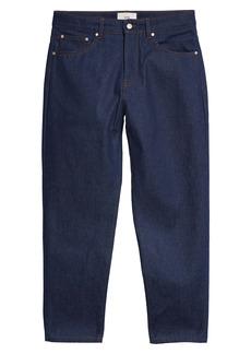 AMI Alexandre Mattiussi Men's Tapered Fit Jeans