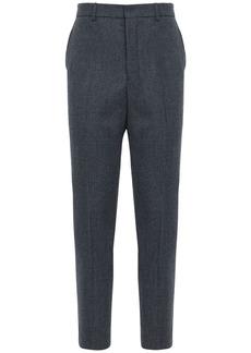 AMI Comfort Wool Flannel Pants