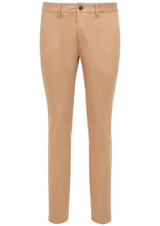 AMI Cotton Gabardine Chino Pants