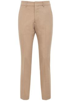 AMI Wool & Nylon Blend Canvas Pants
