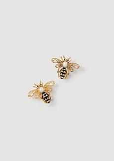 Ann Taylor Bee Stud Earrings