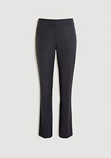 Ann Taylor The Petite Straight Pant in Tropical Wool - Curvy Fit