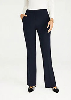 Ann Taylor The Petite High Rise Trouser Pant in Seasonless Stretch