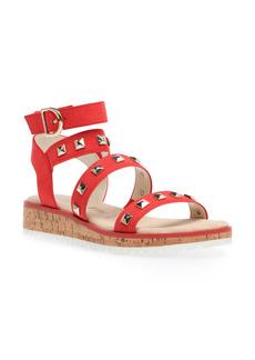 Anne Klein Malina Embellished Strappy Sandal (Women)
