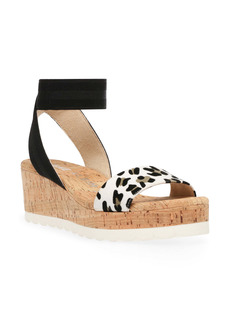 Anne Klein Noa Wedge Sandal (Women)