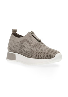 Anne Klein Theo Zip Sneaker (Women)