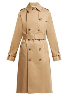 A.P.C. Greta cotton-twill trench coat