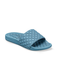 APL Athletic Propulsion Labs APL Lusso Quilted Slide Sandal (Women)