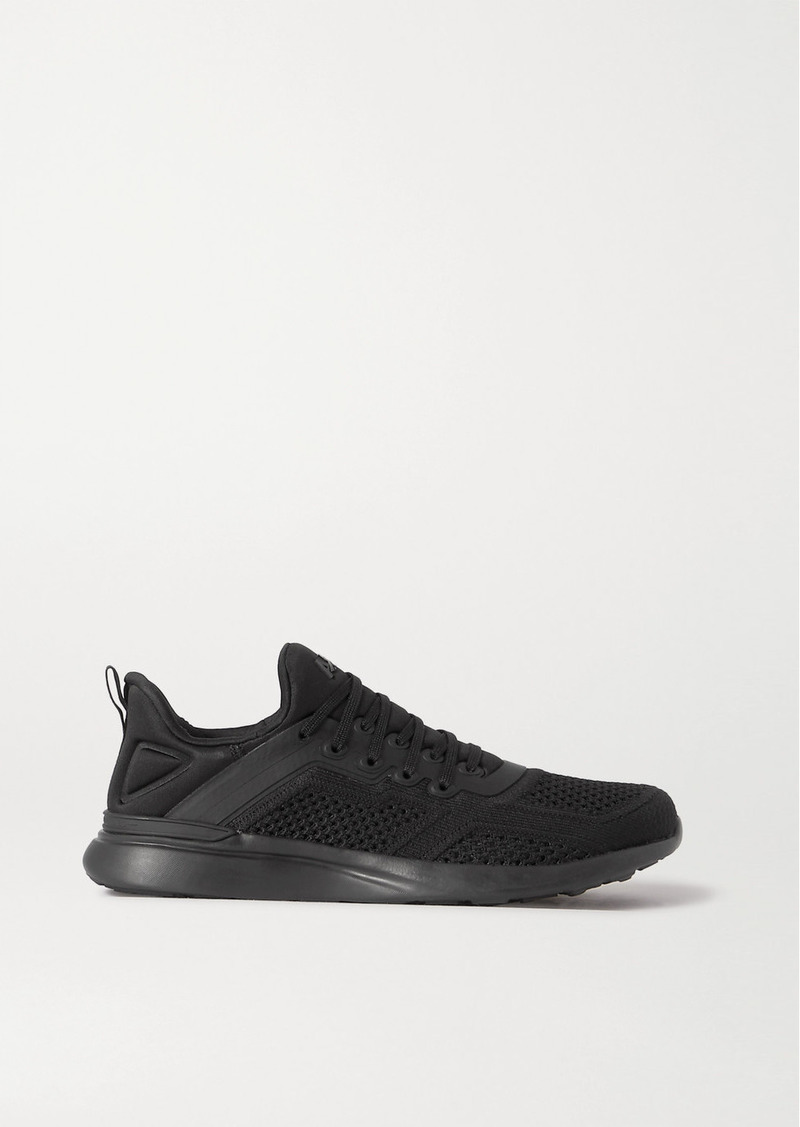 APL Athletic Propulsion Labs Techloom Tracer Mesh And Neoprene Sneakers
