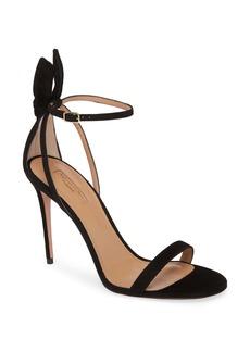 Aquazzura Bow Tie Stiletto Sandal (Women)