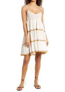 Area Stars Bahia Lace Embroidered Dress
