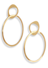 Area Stars Loop Earrings