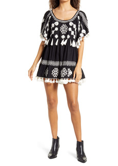 Area Stars Mystique Embroidered Dress