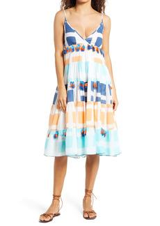 Area Stars St Tropez Tassel Dress