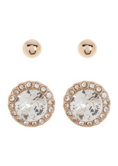 Area Bling Stud Earrings