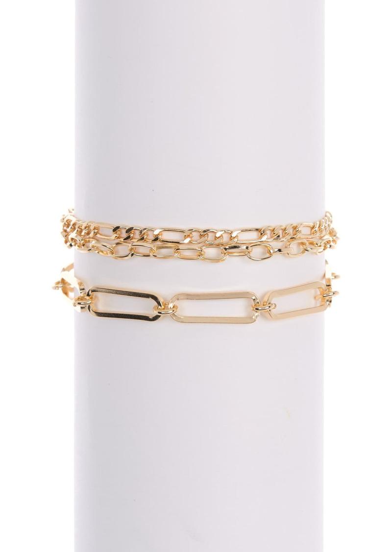 Area Bree Bracelet Set