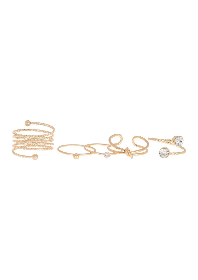 Area Coil Ring Set