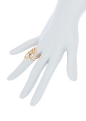 Area Fine Geometric Stackable Ring Set