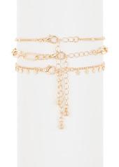 Area Lina Chain Bracelet - Set of 3