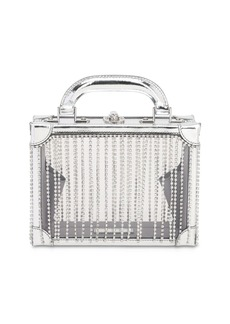 Area Lining Ling Pvc & Crystal Bag