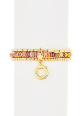 Area Natural Charm Bracelet Set