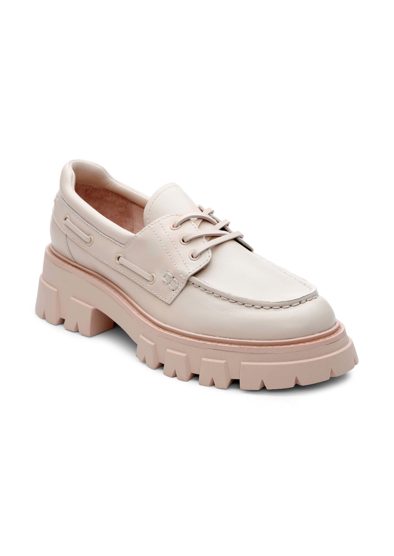 Ash Link Leather Loafer (Women)