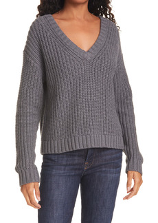ATM Anthony Thomas Melillo Cotton & Cashmere Sweater