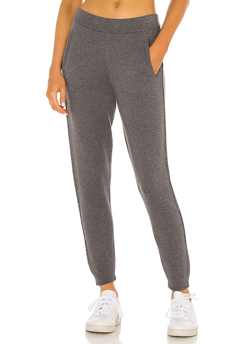 ATM Anthony Thomas Melillo Cotton Cashmere Sweater Pant