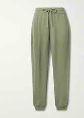 ATM Anthony Thomas Melillo Frayed French Cotton-terry Track Pants