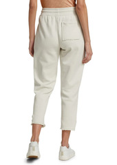 ATM Anthony Thomas Melillo French Terry Pull On Cropped Pants