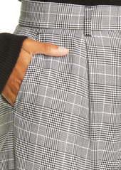 ATM Anthony Thomas Melillo Glen Plaid Wide Leg Pants