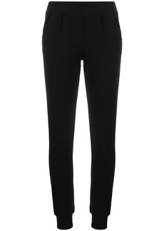 ATM Anthony Thomas Melillo high-waisted slim fit track trousers