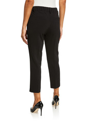 ATM Anthony Thomas Melillo Micro Twill Pull-On Pants