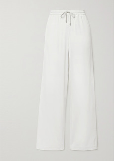 ATM Anthony Thomas Melillo Twill Wide-leg Pants