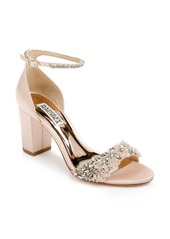 Badgley Mischka Collection Finesse Ankle Strap Sandal (Women)