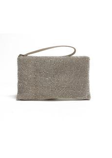 Badgley Mischka Ladies Rhinestone Small Evening Bag