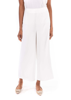 Badgley Mischka Collection Wide Leg Crop Pants