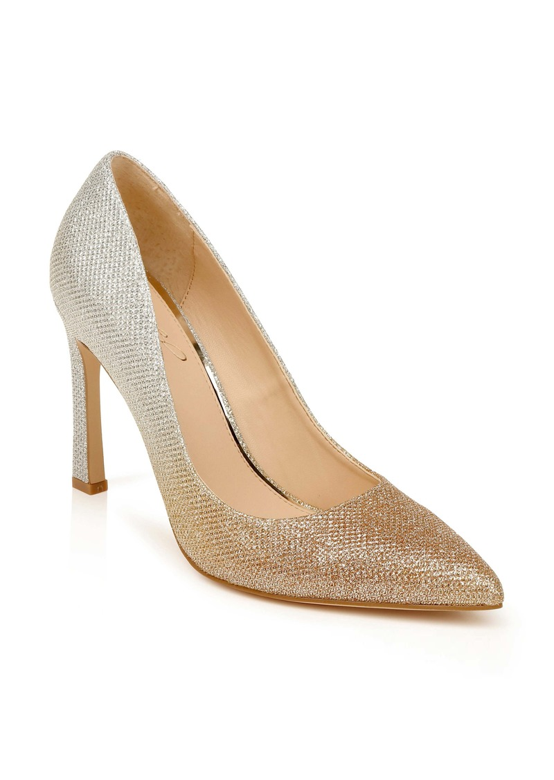 Jewel Badgley Mischka Freida Crystal Embellished Pump (Women)