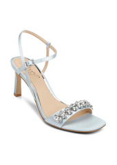 Jewel Badgley Mischka Patsy Embellished Sandal (Women0