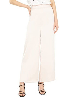 Badgley Mischka Wide Leg Cropped Pants