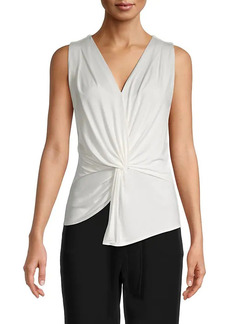 Bailey 44 Amber Twist-Knot Top