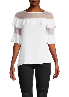 Bailey 44 Creme Brulee Blouse