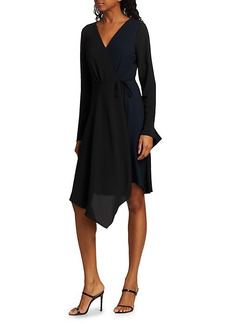 Bailey 44 Handkerchief Wrap Dress