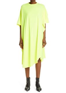 Balenciaga Asymmetrical Circle Dress