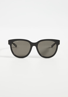 Balenciaga Block Cateye Acetate Sunglasses