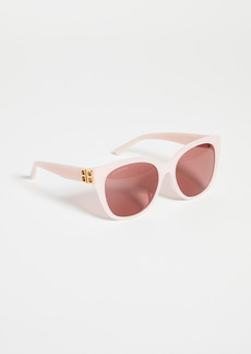 Balenciaga Dynasty Vintage Cat Eye Sunglasses